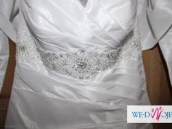 Piękna Suknia Ślubna 2013 Bytom Gliwice