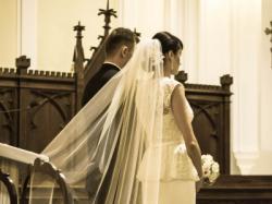 Piękna suknia ślubna 2014