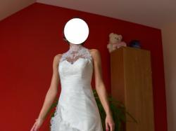 Piękna Suknia Ślubna 2014 Hiszpanka