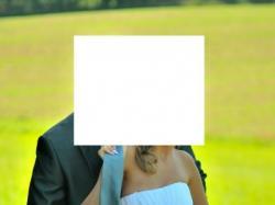 Piękna suknia ślubna 34/36 super cena!