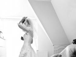 Piękna suknia ślubna 36 Mystic - Bari