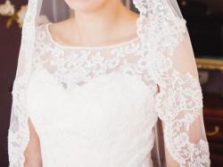 Piękna suknia ślubna, 38.