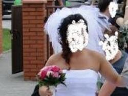 Piękna suknia ślubna 40/42, naprawdę warto - zapraszam