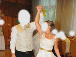 Piękna suknia ślubna – TESLA okazja!