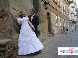 Piękna Suknia Ślubna !!