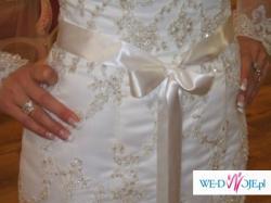 Piękna Suknia Ślubna - ADELINE