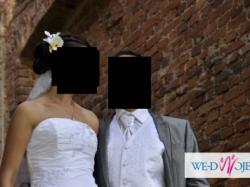 Piekna suknia ślubna AGNES