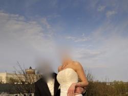 Piękna  suknia ślubna Agnes model 4635