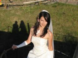 Piękna Suknia Ślubna Agnes - sprzedam