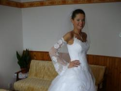 Piękna suknia ślubna AGORA model 24-80