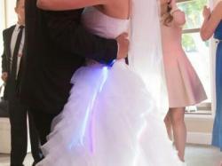 Piękna Suknia ślubna Amy Love, model Fabien