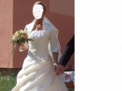Piękna suknia ślubna ANGEL