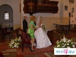 piękna suknia ślubna Angel warto