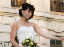 Piękna suknia ślubna Annais Bridal Bonnie r.34 + DODATKI