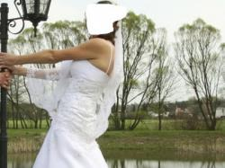 Piękna suknia ślubna Annais Kate