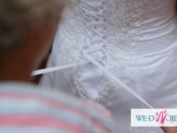 Piękna suknia ślubna Ashton
