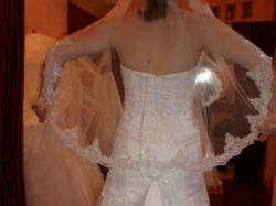 Piekna suknia slubna ASPERA