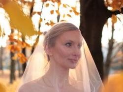 Piękna suknia ślubna Benjamin Roberts