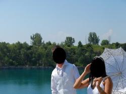 Piękna Suknia Ślubna Cymbeline