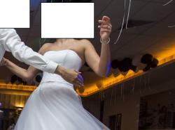 PIĘKNA suknia ślubna DAISY Celebrity r.36 +Gratisy