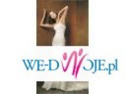 Piękna suknia ślubna dla kobiety z klasą