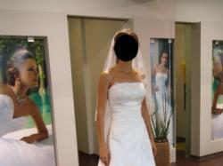 Piękna suknia ślubna do sprzedania
