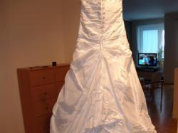 Piękna suknia ślubna+dodatki gratis