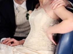 Piękna suknia slubna ecru rozm. 36 OKAZYJNA CENA