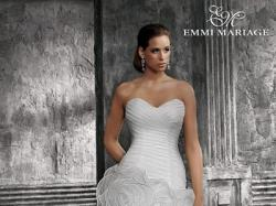 Piękna Suknia Ślubna Emmi Mariage Arte - tanio