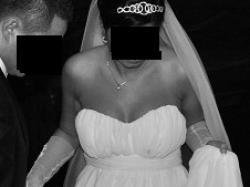Piękna Suknia Ślubna Empire, Grecka, Greczynka