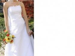Piekna suknia ślubna Fabiana - Sposa , tanio dodatki gratis , używana