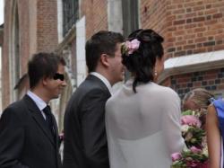 Piekna suknia ślubna Famosa