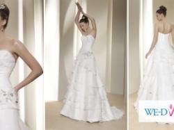 Piękna suknia ślubna Fara Sposa 5110!