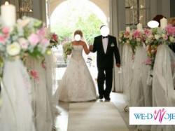 Piękna suknia ślubna firmy Aspera 4290 kolekcja 2009!