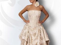Piękna suknia ślubna firmy Cambeline