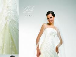 Piękna suknia ślubna firmy GALA, model WIKI