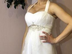 Piękna Suknia ślubna firmy Isabel