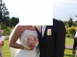 Piękna suknia ślubna!!! Firmy Tres chic