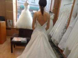 Piękna suknia ślubna Georgia