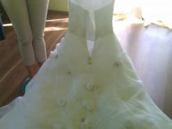 piękna suknia ślubna Georgia model Igar 2011r