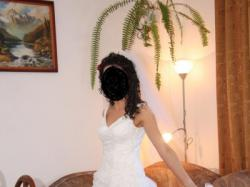 PIĘKNA suknia ślubna hiszpanka SPOSABELLA