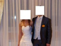 piękna suknia ślubna i wiele Gratisów
