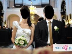 Piękna suknia ślubna - inna niż wszystkie!