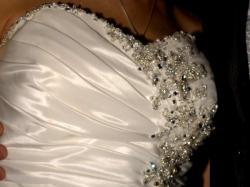 Piękna suknia slubna,jak NOWA