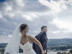 Piękna suknia ślubna La Casada