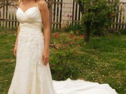 Piękna suknia ślubna La Sposa Miel