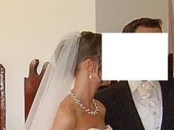 Piękna suknia ślubna LINEA RAFFAELLI rozm.34