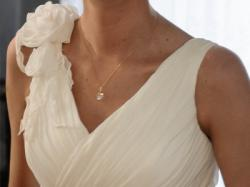Piękna suknia ślubna ŁÓDŹ - styl grecki