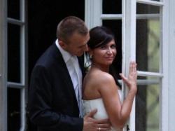 Piękna Suknia ślubna Mademe Zaręba Lavania 2009 + gratisy