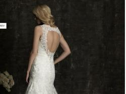 Piękna suknia ślubna Madonna kolekcja 2013